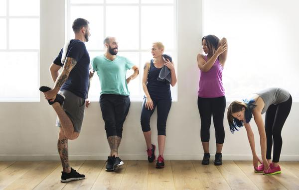 In the UK, almost five million people take part in group exercise every week and this number is growing rapidly / Photo: SHUTTERSTOCK/ Rawpixel.com