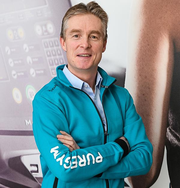PureGym's CEO, Humphrey Cobbold, has growth in his sights
