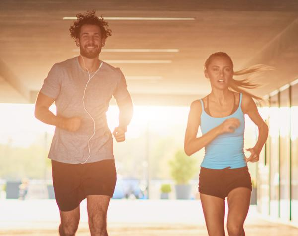 Many Americans would take more exercise if they were financially rewarded / SHUTTERSTOCK/ASTROSTAR