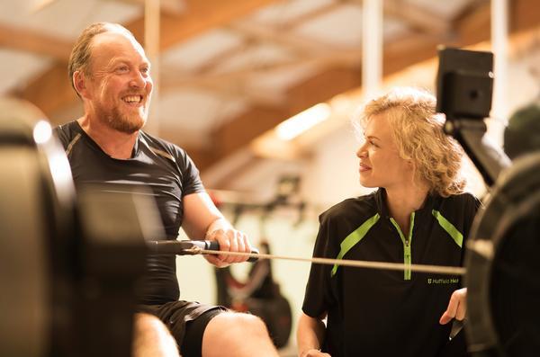 Nuffield Health had a 2.9 per cent boost