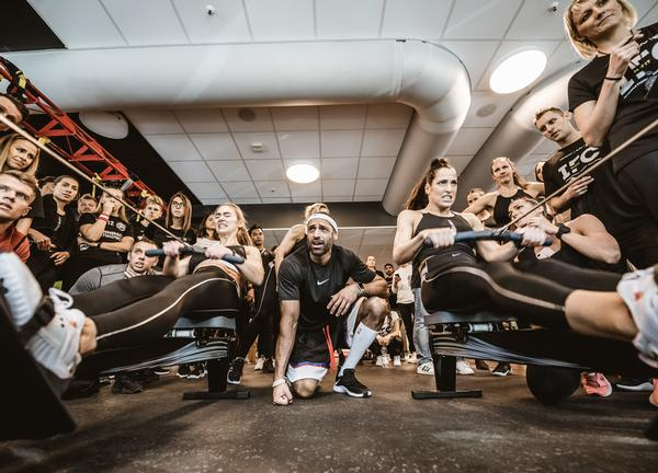 Functional fitness, personal training and small group training are showing growth