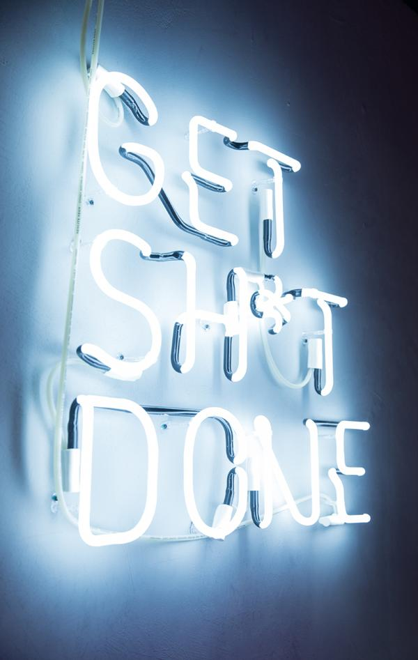 Get Sh*t Done is the brand statement from ZADI