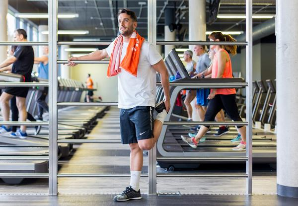 The GO fit model sees gyms always full, due to the behaviours the operator draws out, says Ward