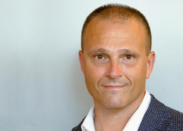 Francesco Arlotti, Technogym's global head of sales for digital solutions