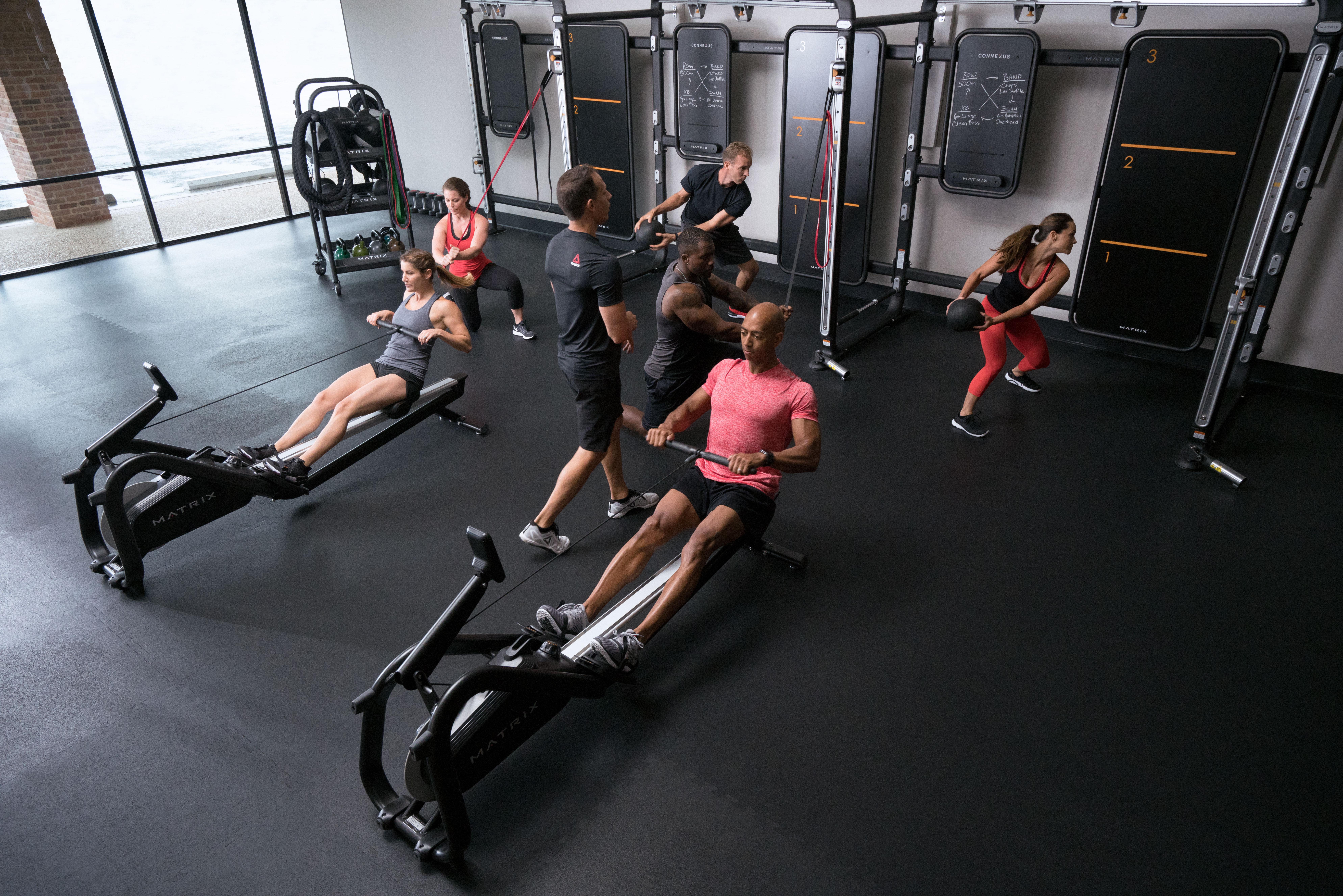 Company profile: Matrix Fitness