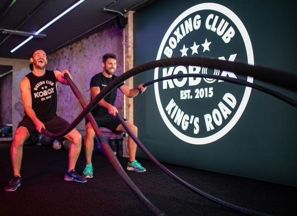 KOBOX, where 'fight club meets nightclub
