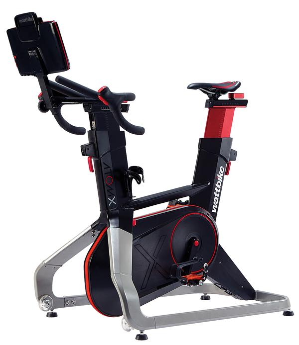The AtomX smart bike from Wattbike