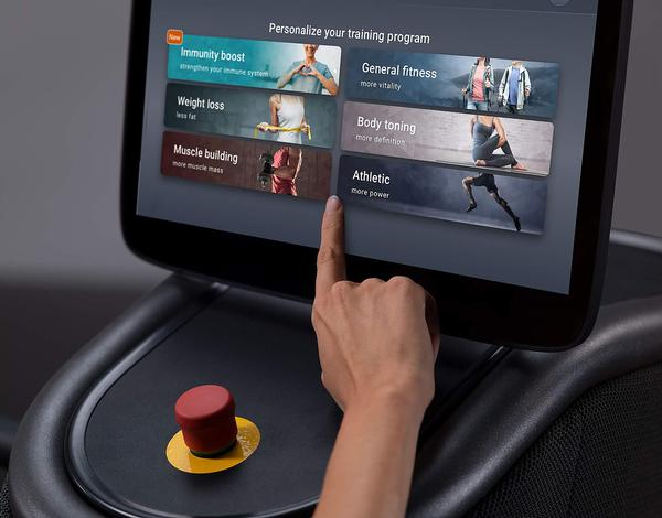 Egym smart equipment is being used to support physiotherapy interventions at Nu Physio and Fitness