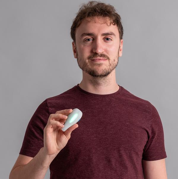 Christopher Ruddock's INCUS   NOVA offers real-time vibration feedback