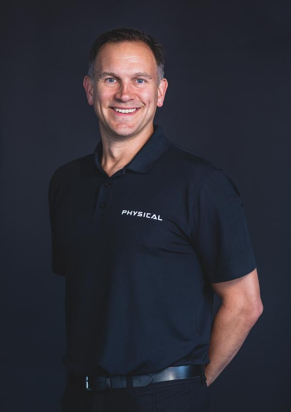 Physical Company's James Anderson says it's time to get more ambitious with fitness area design
