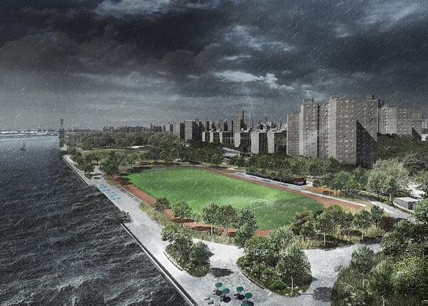 The Big U aims to protect Lower Manhattan from floods