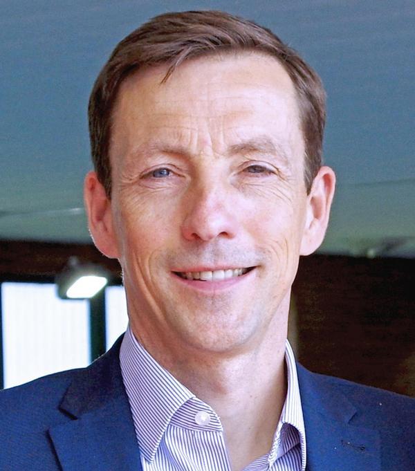 Mark Tweedie CEO Community Leisure UK