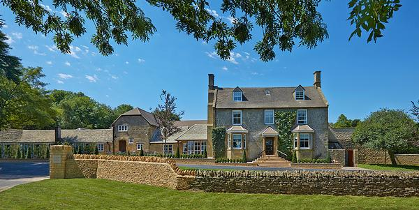 Dormy House is a luxury boutique hotel in the Cotswolds area of England