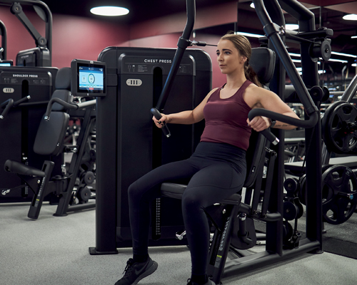 Pulse Fitness adds strength to Third Space