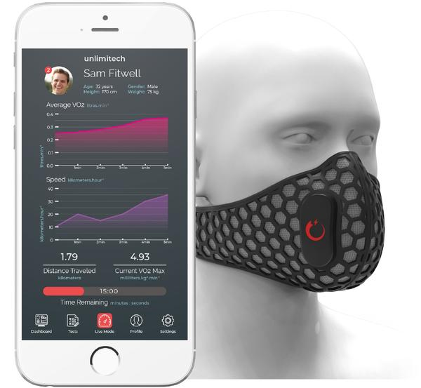 The Smartmask is being promoted as a cost-effective option