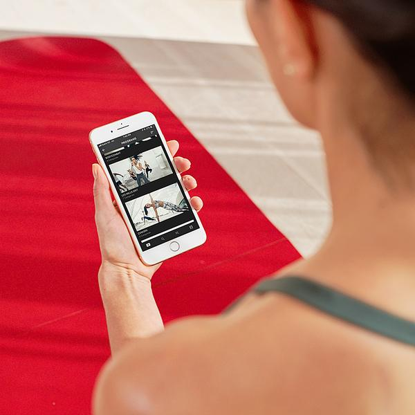 'Generation Active' favours the smart integration of technology into its workouts