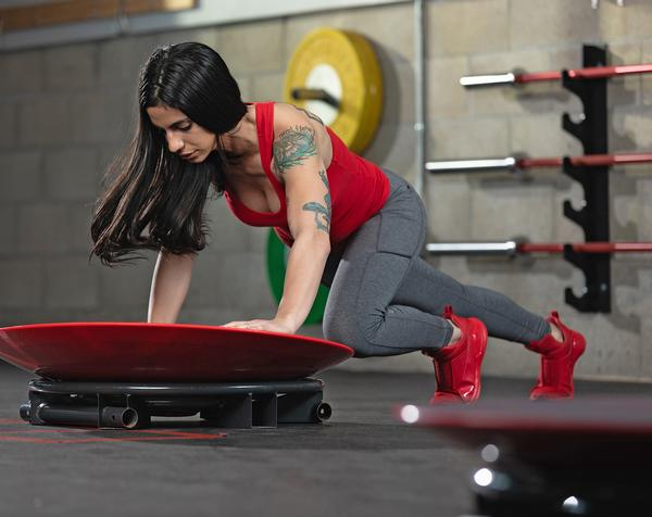 Exercisers increasingly appreciate the benefits of having a strong core and good balance