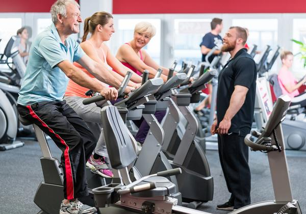 Specific training to work with older adults would enable PTs to confidently produce tailored fitness interventions