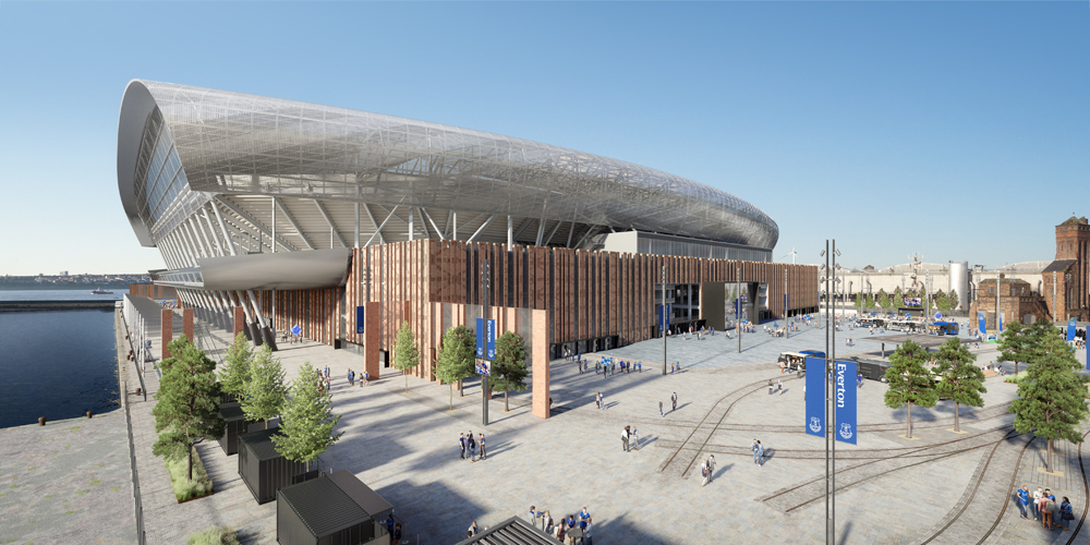 Sport Everton Fc Reveals Final Dan Meis Designs Clad