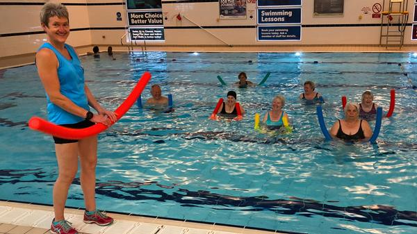 Oldham Community Leisure actively targets over-55s living locally