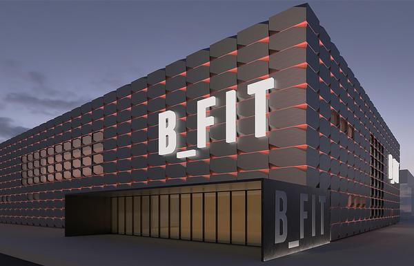 B_FIT is one of four new fitness brands being developed by Alhagbani and his team