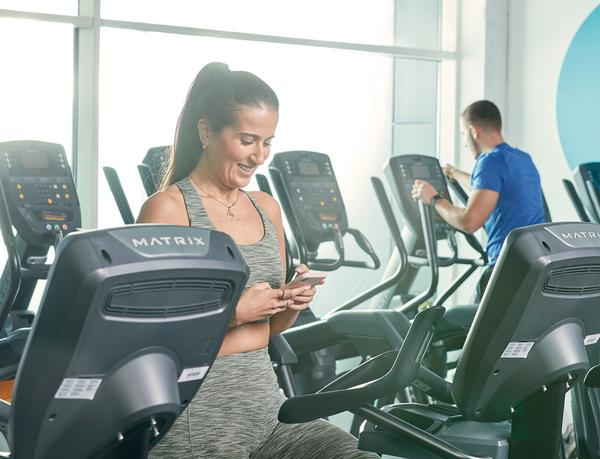 New app upgrades include digital training support and body composition integration