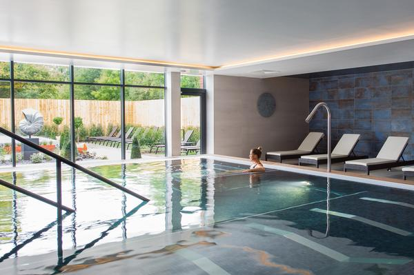 New spas will be comparable to those offered by luxury hotels