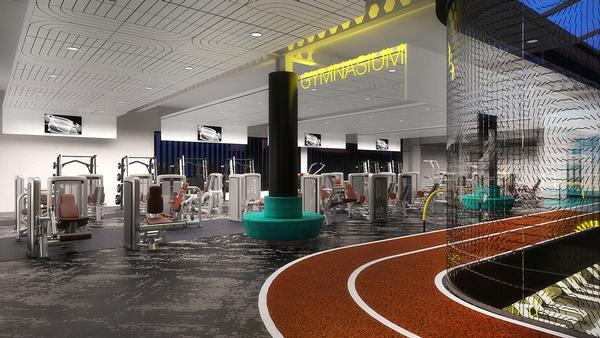 Alhagbani is developing four new gyms brands at a range of price points