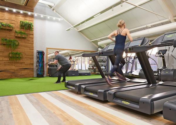 The company has focused on adding premium health and fitness facilities to all of its clubs