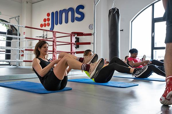 JIMS is building club-in-club boutiques based on things such as boxing and cycling
