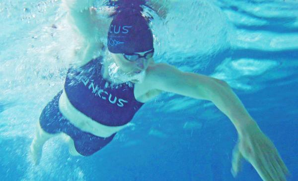 Ruddock says the NOVA will unlock new opportunities for swimmers and triathletes