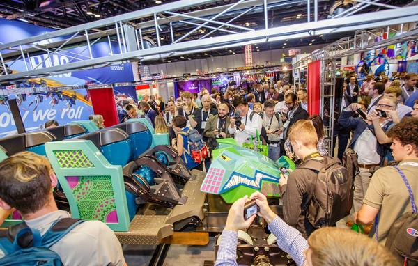 A record 42,600 people attended the show, including 27,800 qualified buyers