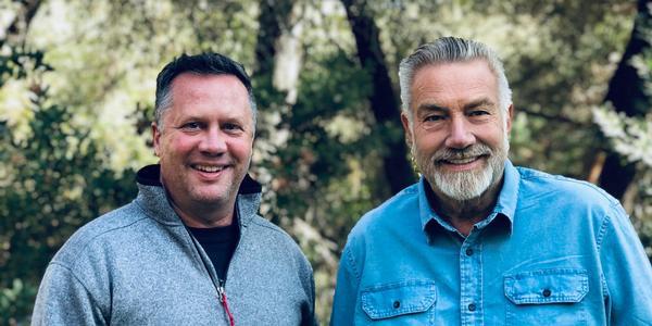 RED is helmed by legendary designer Jeremy Railton (right) and industry veteran Scott Ault (left)