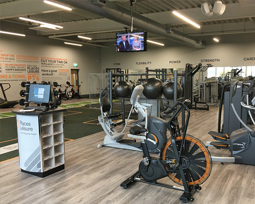 Octane Fitness fuelsmulti-million-pound leisure centre