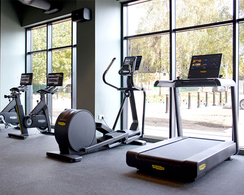 Technogym: It's streaming – your way
