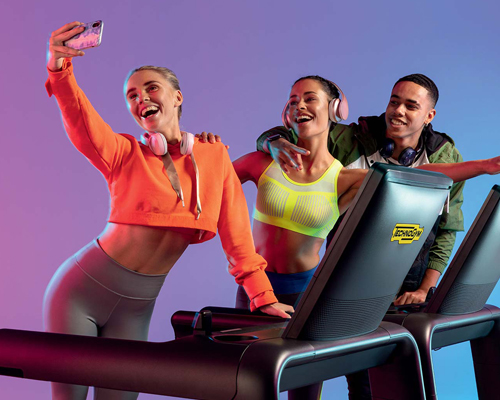 Technogym's Excite Live: The only fully connected and immersive content experience