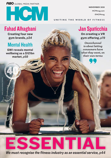 Health Club Management magazine 2020 issue 10