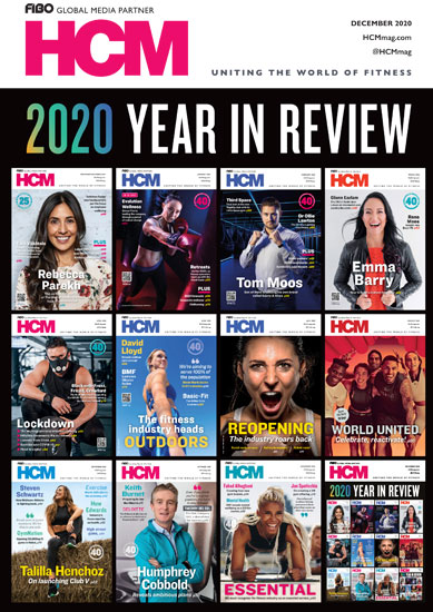 Health Club Management magazine 2020 issue 11