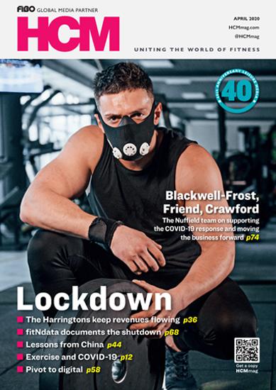 Health Club Management magazine 2020 issue 4