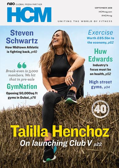 HCM magazine