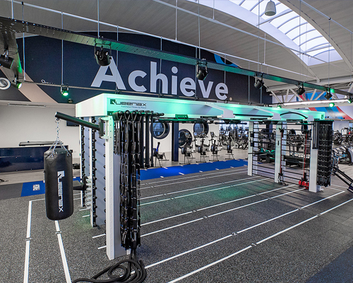 Supplier showcase - Precor Showcase