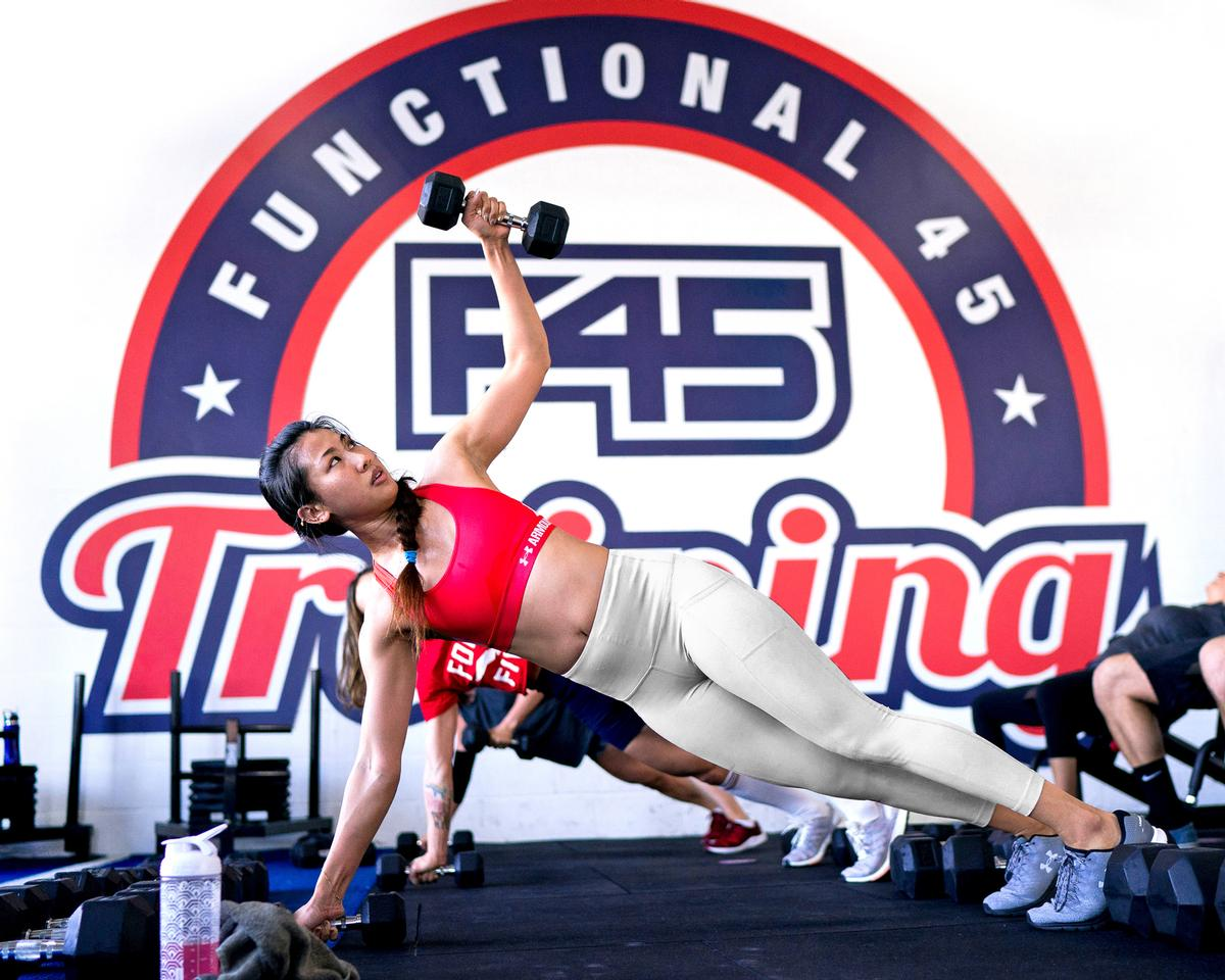 Mindbody platform will be rolled out at F45 franchises worldwide