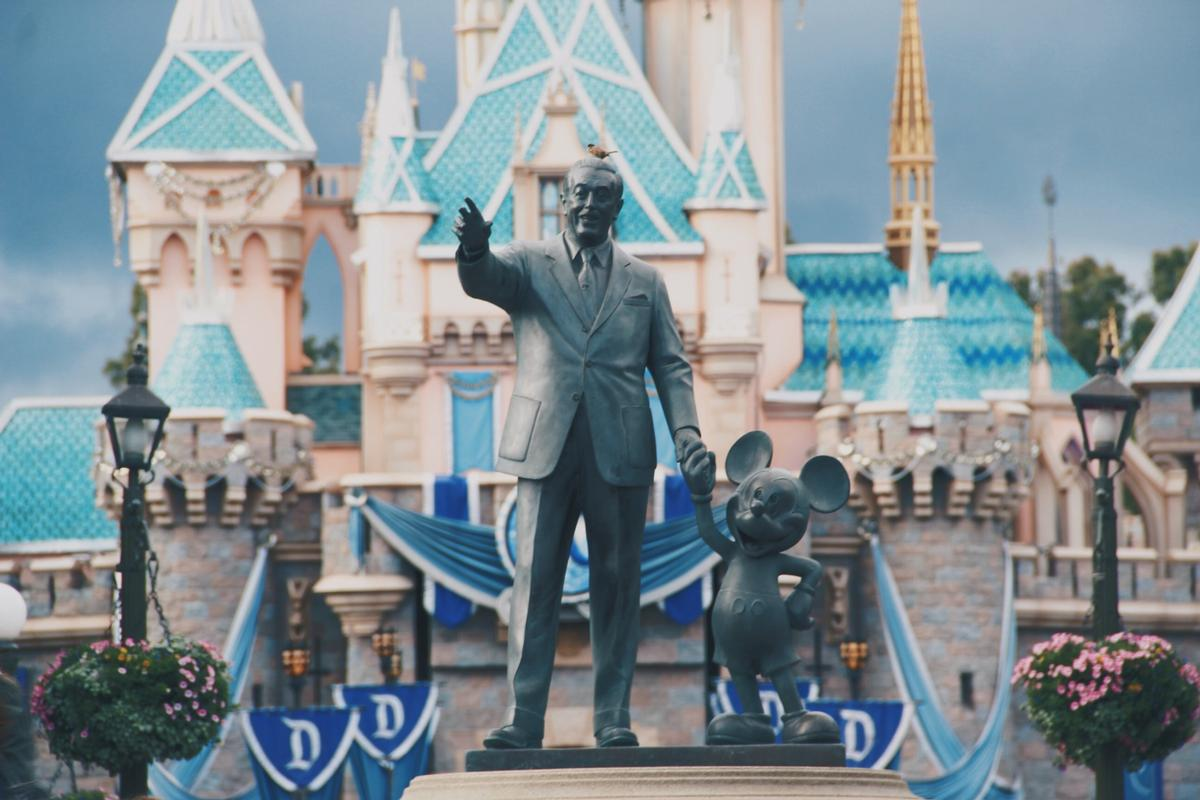 All of Disney's theme parks are now closed as a result of the global pandemic / Photo by Travis Gergen on Unsplash