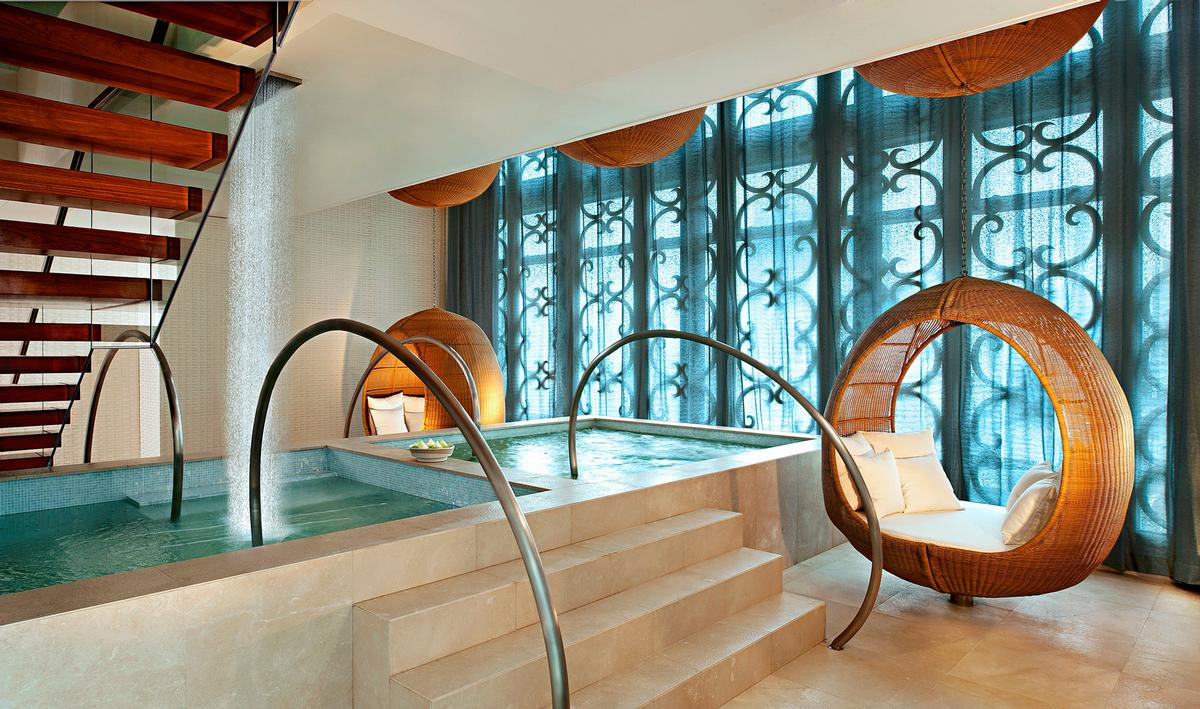 The upcoming medi-spa will replace the existing Elemis spa at The St. Regis Bangkok