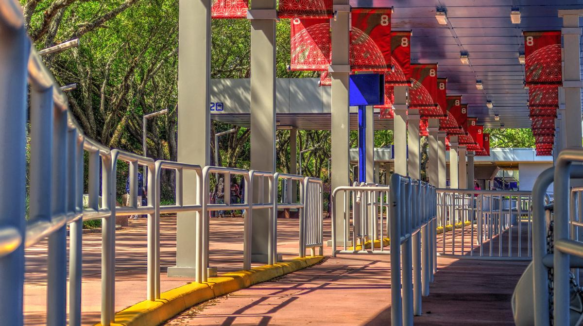 In the US, a state of national emergency has led to widespread closures – including the shutting down of all Disney theme parks. / Shutterstock