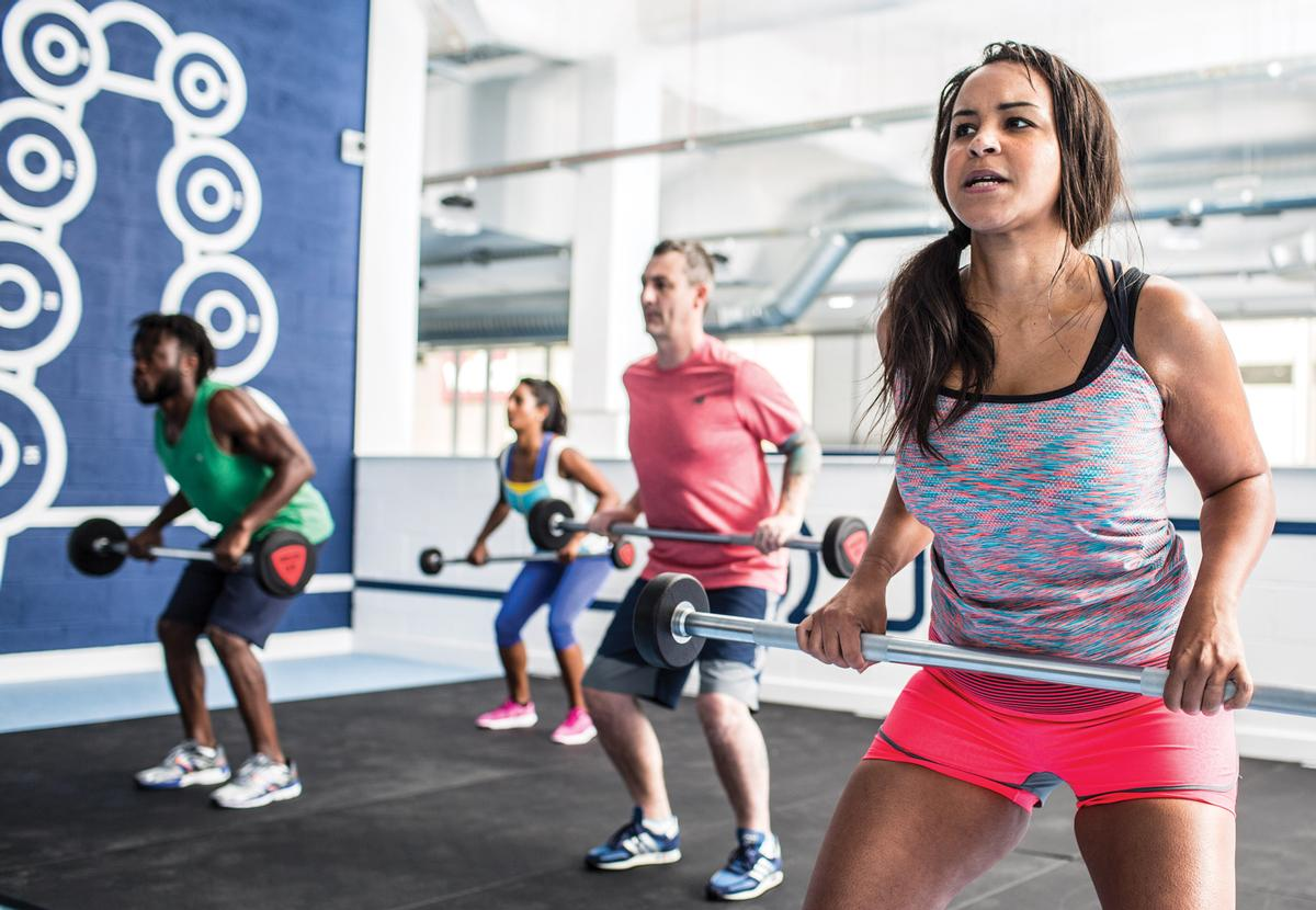 The number of members across The Gym Group's estate grew by 9.7 per cent to 794,000 / The Gym Group
