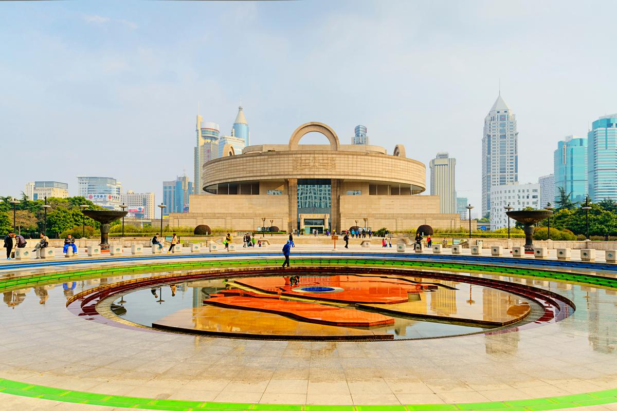 Shanghai Museum is open but with capacity reduced to 2000 visitors per day, or 300 people at any time / Shutterstock.com