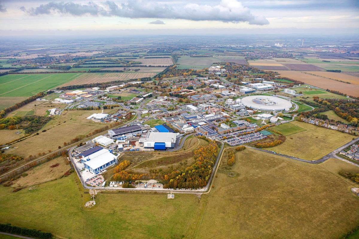 The new facility will be located at the Harwell Campus in Didcot, Oxfordshire