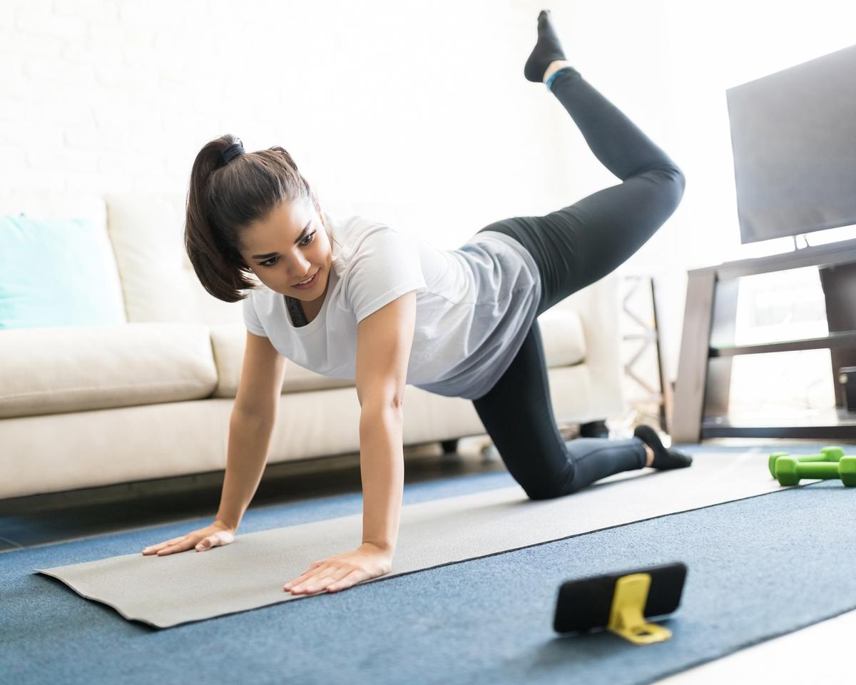 The workouts have been created by trainers from the Life Fitness Academy / ©Shutterstock