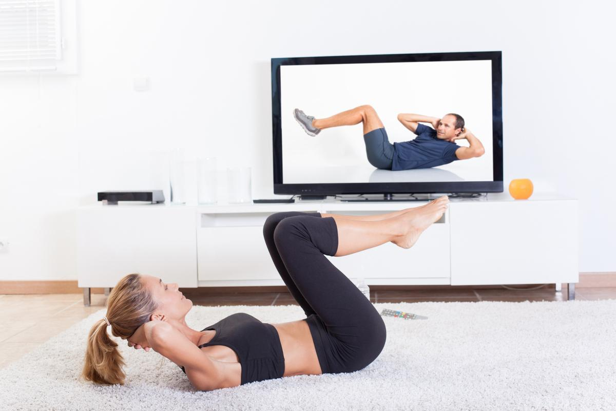 The free webinars will offer fitness professionals the opportunity to gain the tools for running remote workouts / Shutterstock